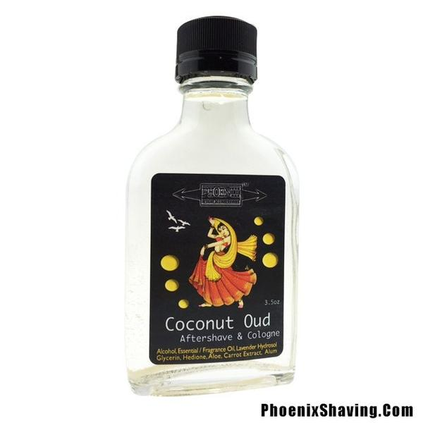 Phoenix Artisan Accoutrements - Coconut Oud - Aftershave image