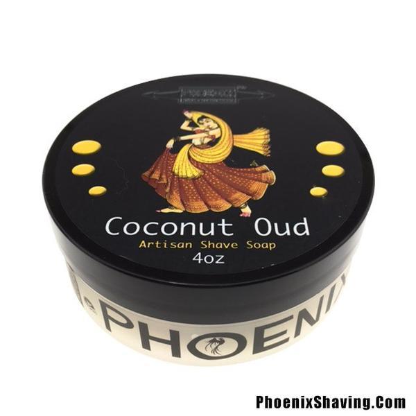 Phoenix Artisan Accoutrements - Coconut Oud - Soap image