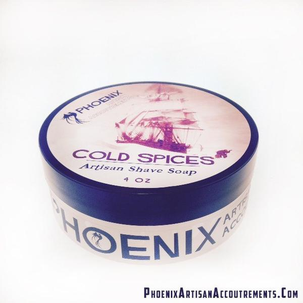 Phoenix Artisan Accoutrements - Cold Spices - Soap image