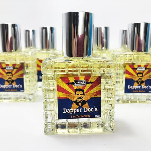 Phoenix Artisan Accoutrements - Dapper Doc's Lilac & Fig - Eau de Parfum image