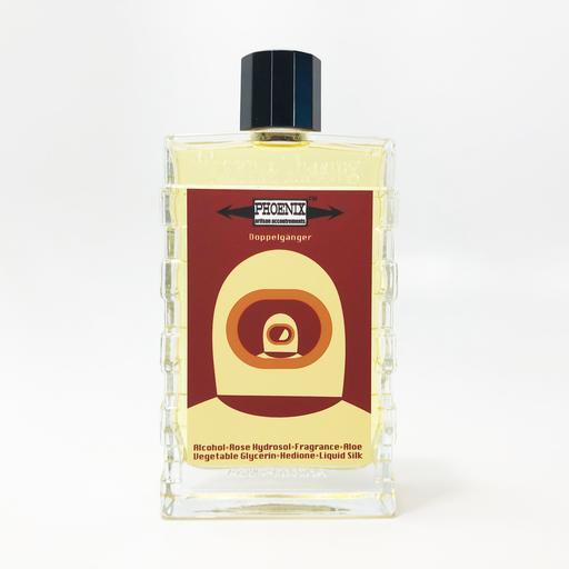 Phoenix Artisan Accoutrements - Doppelgänger Ox Blood Label - Aftershave image