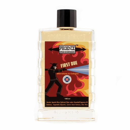 Phoenix Artisan Accoutrements - First Due - Aftershave image
