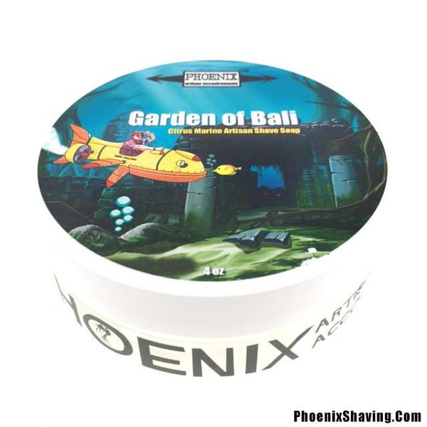 Phoenix Artisan Accoutrements - Garden of Bali - Soap image