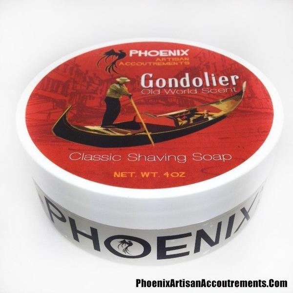 Phoenix Artisan Accoutrements - Gondolier - Soap image
