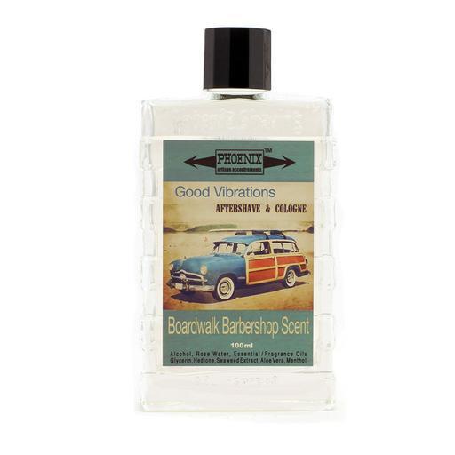 Phoenix Artisan Accoutrements - Good Vibrations - Aftershave image