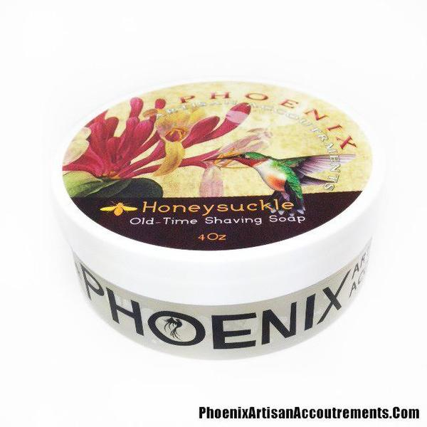 Phoenix Artisan Accoutrements - Honeysuckle - Soap image