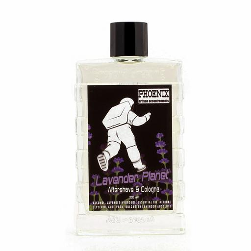 Phoenix Artisan Accoutrements - Lavender Planet - Aftershave image