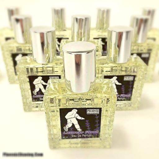 Phoenix Artisan Accoutrements - Lavender Planet - Eau de Parfum image
