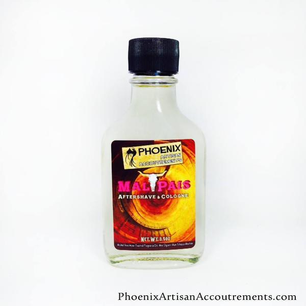 Phoenix Artisan Accoutrements - Mal Pais - Aftershave image
