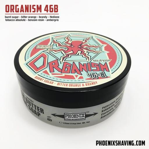 Phoenix Artisan Accoutrements - Organism 46b - Soap (Vegan) image