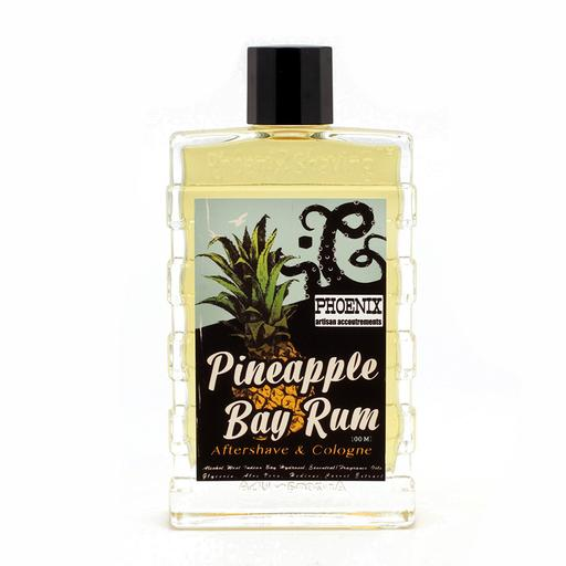 Phoenix Artisan Accoutrements - Pineapple Bay Rum - Aftershave image