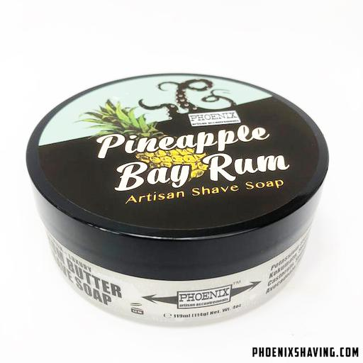Phoenix Artisan Accoutrements - Pineapple Bay Rum - Soap (Vegan) image