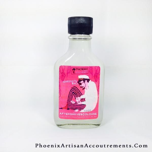 Phoenix Artisan Accoutrements - Pomegranate Bay - Aftershave image