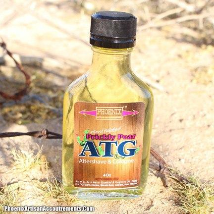 Phoenix Artisan Accoutrements - Prickly Pear ATG - Aftershave image