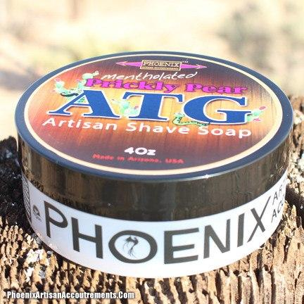 Phoenix Artisan Accoutrements - Prickly Pear ATG - Soap image