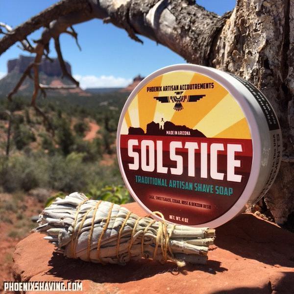 Phoenix Artisan Accoutrements - Solstice - Soap image
