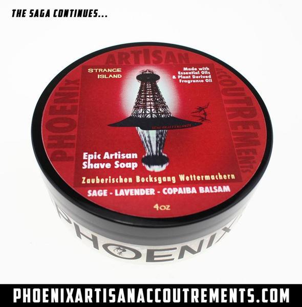 Phoenix Artisan Accoutrements - Strange Island - Soap image