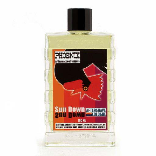 Phoenix Artisan Accoutrements - Sun Down - Aftershave image