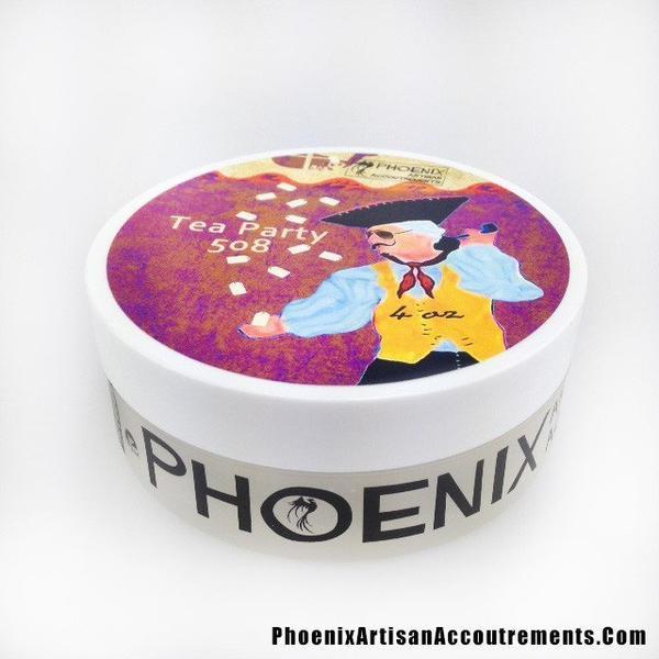 Phoenix Artisan Accoutrements - Tea Party 508 - Soap image