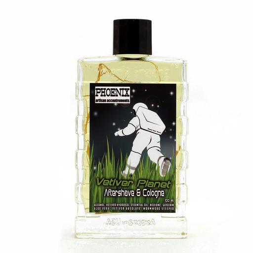 Phoenix Artisan Accoutrements - Vetiver Planet - Aftershave image