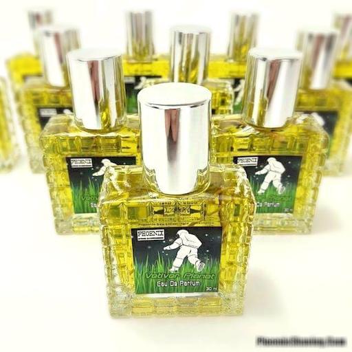 Phoenix Artisan Accoutrements - Vetiver Planet - Eau de Parfum image