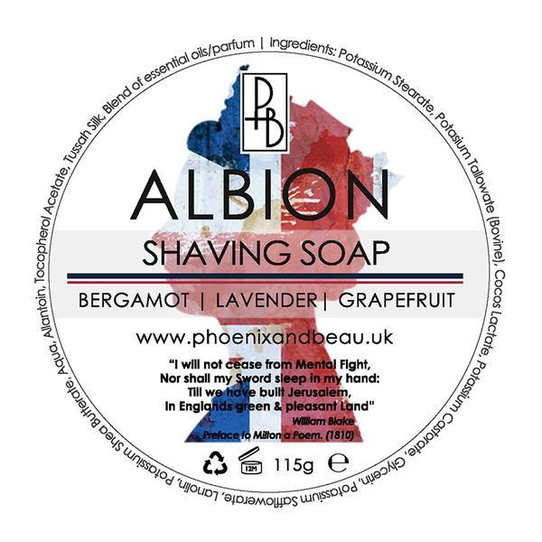 Phoenix & Beau - Albion - Soap image