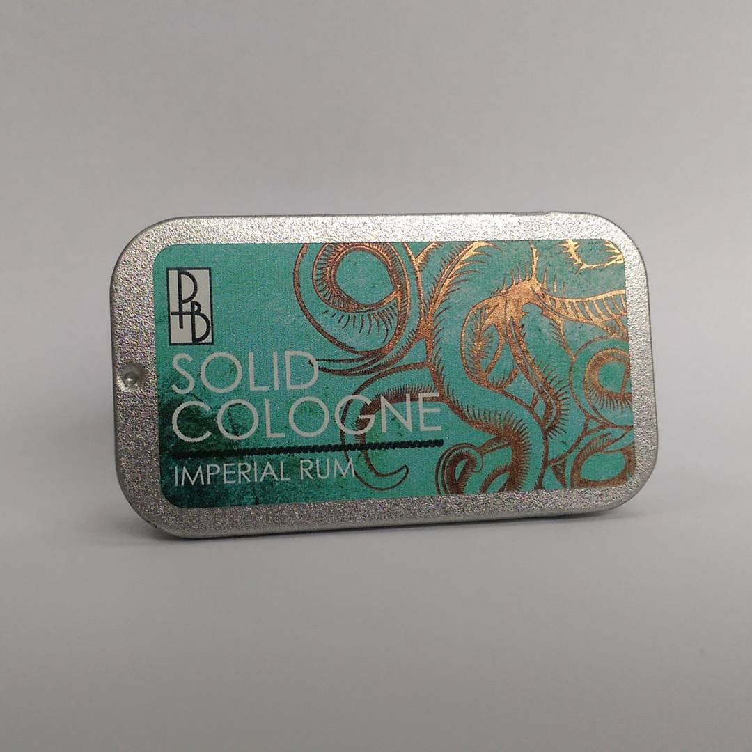 Phoenix & Beau - Imperial Rum - Solid Cologne image