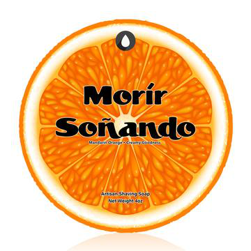 Chicago Grooming Co. (Formerly Oleo Soapworks) - Morir Sonando - Soap image