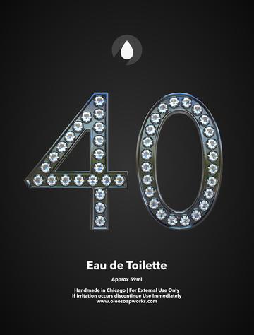 Oleo Soapworks - 40 - Eau de Toilette image