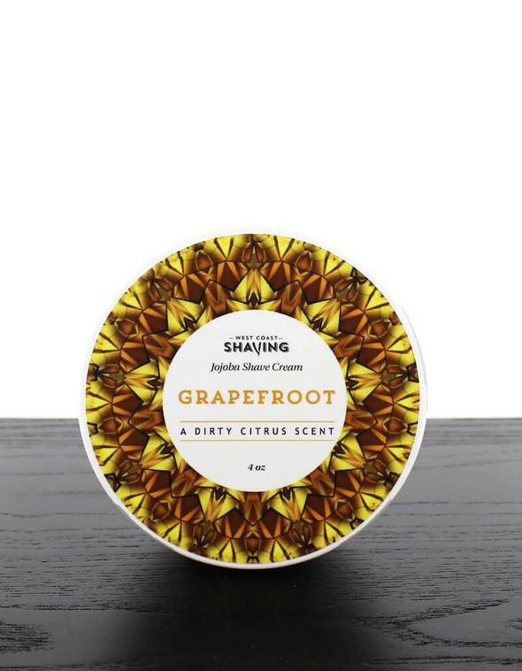 West Coast Shaving - Grapefroot - Cream image