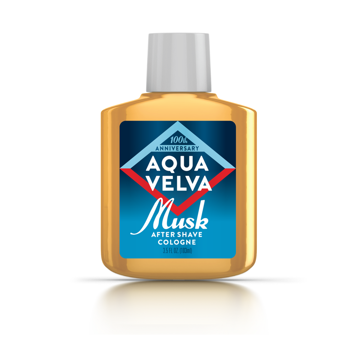 Aqua Velva - Musk - Aftershave image