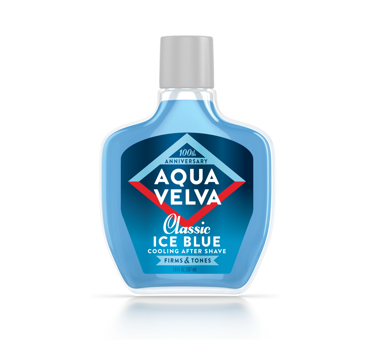 Aqua Velva - Ice Blue - Aftershave image