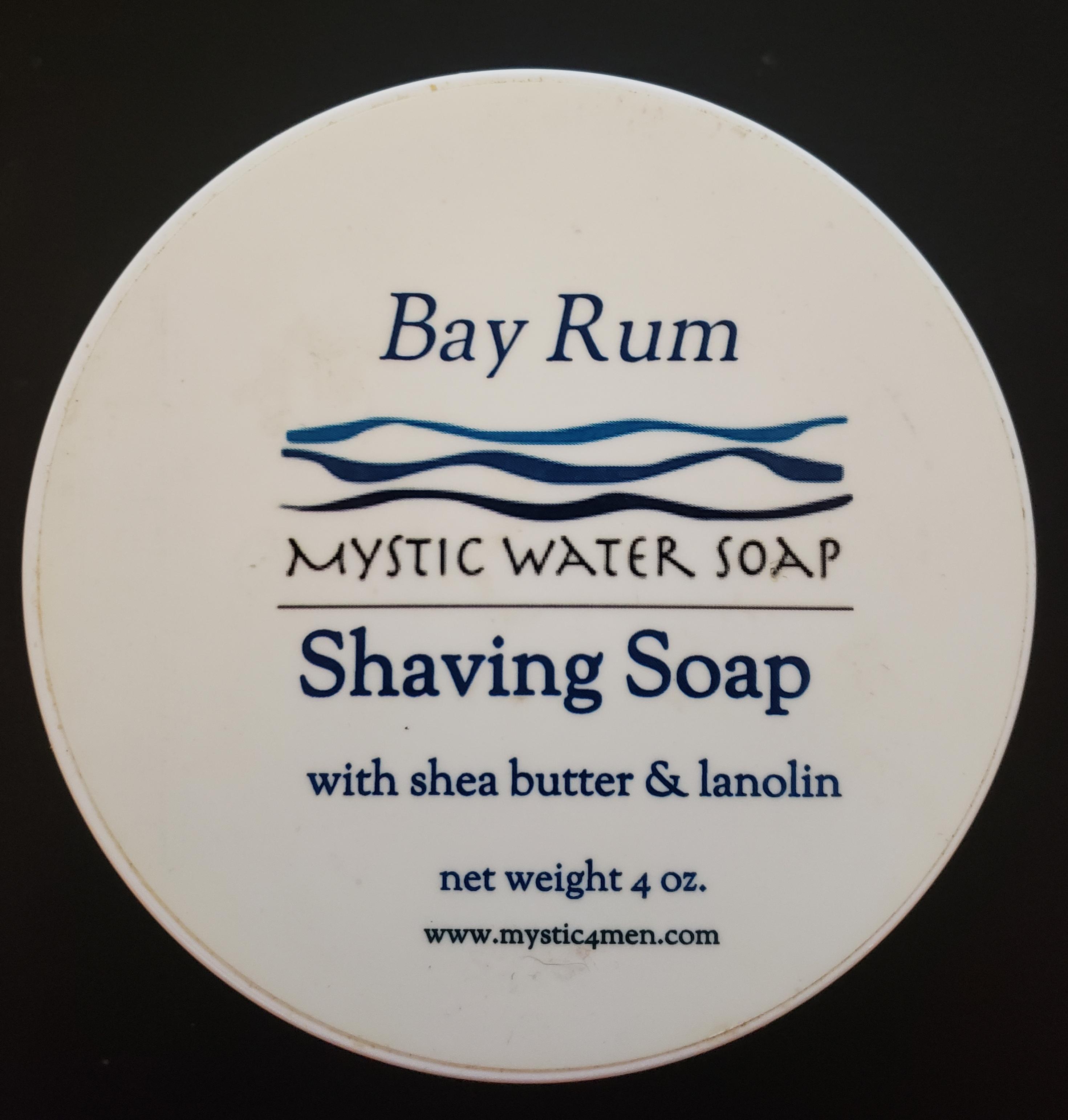 Mystic Water - Bay Rum - Soap image