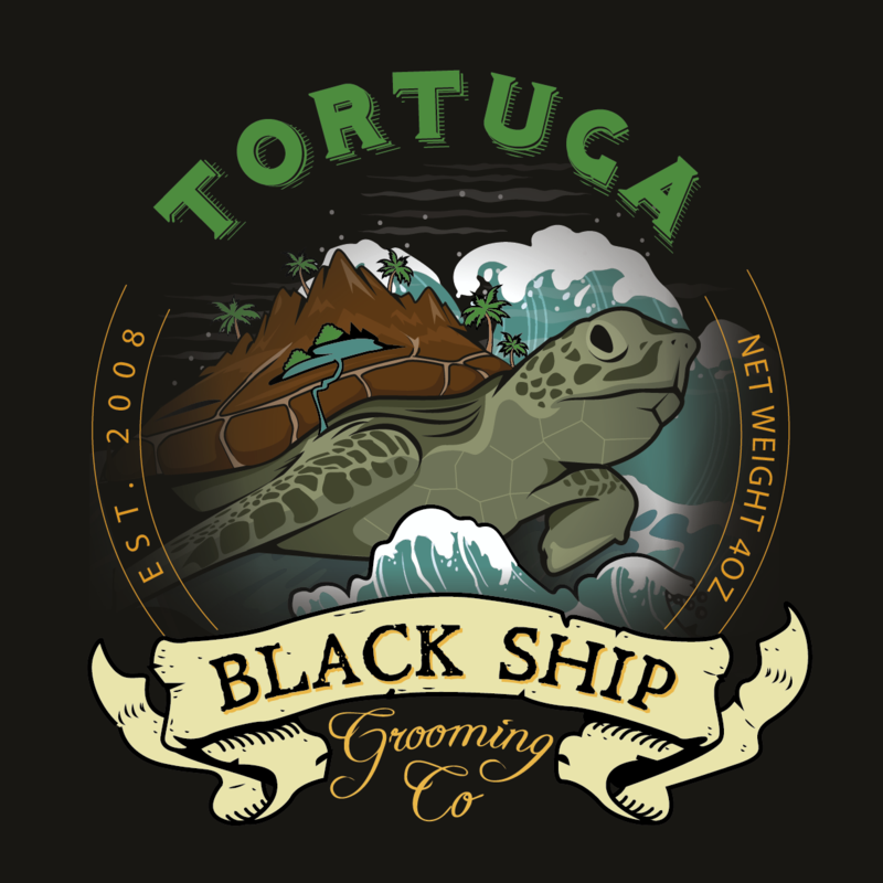 Black Ship Grooming - Tortuga - Soap image