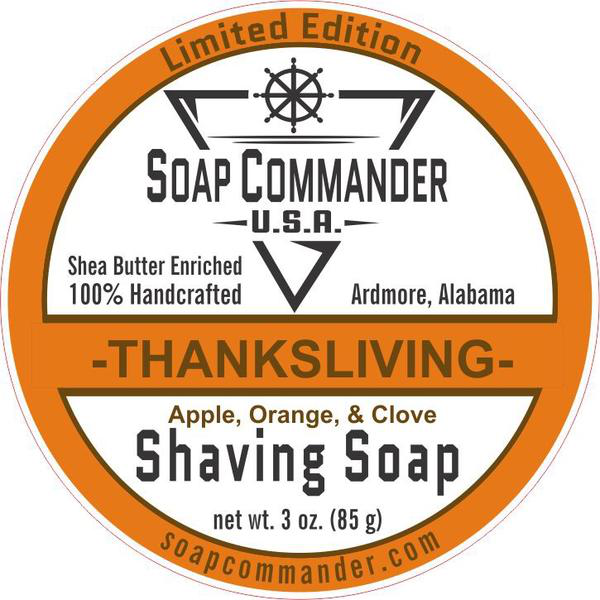 Soap Commander - Thanksliving - Soap image