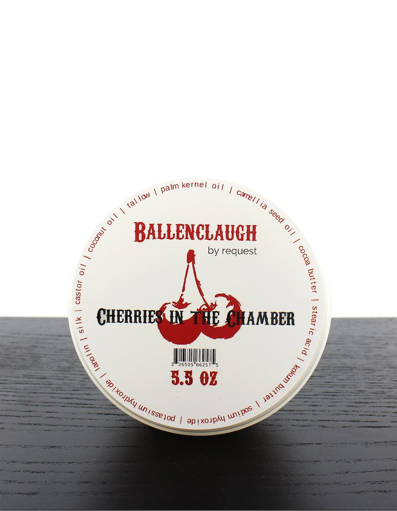 Ballenclaugh - Cherries In The Chamber - Soap image