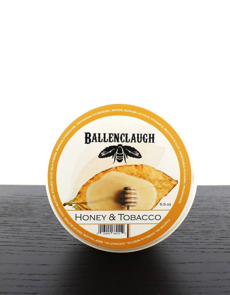 Ballenclaugh - Honey & Tobacco - Soap image