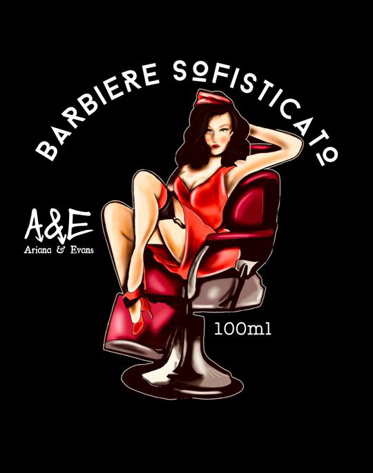Ariana & Evans - Barbiere Sofisticato - Aftershave image