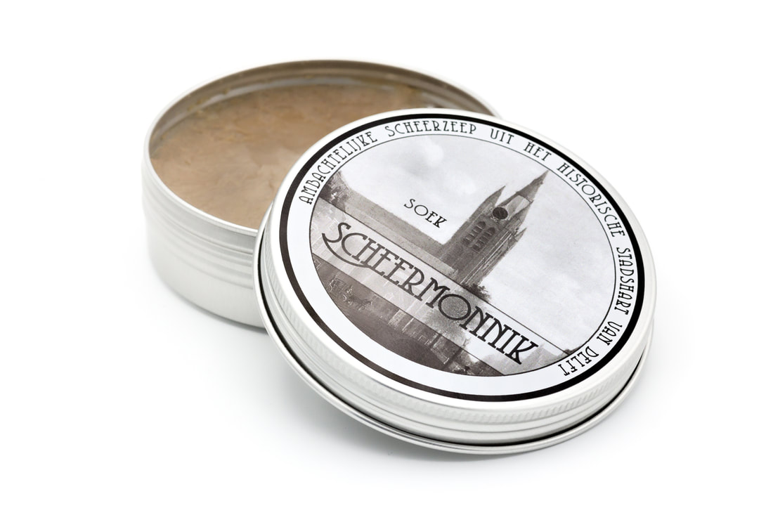 Scheermonnik - SOEK - Soap image