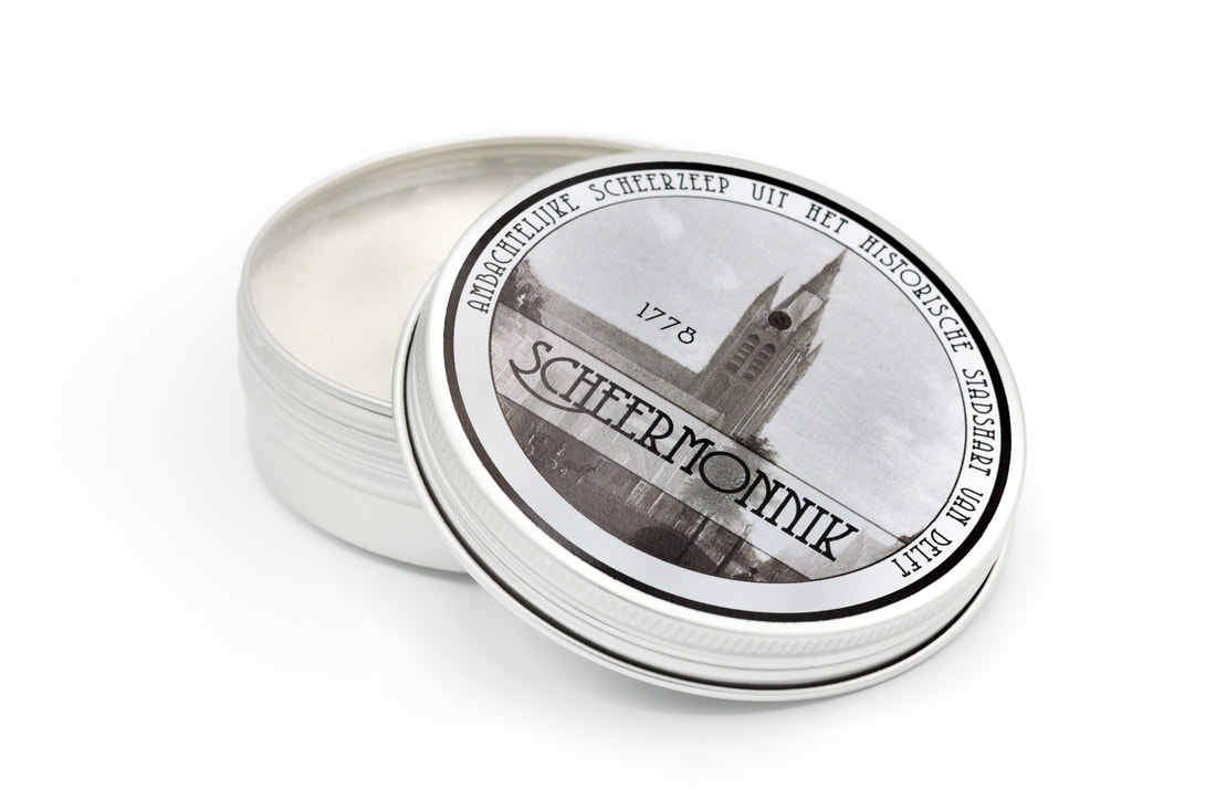 Scheermonnik - 1778 - Soap image
