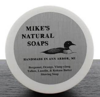Mike's Natural Soaps - Bergamot Orange Ylang Ylang - Soap image