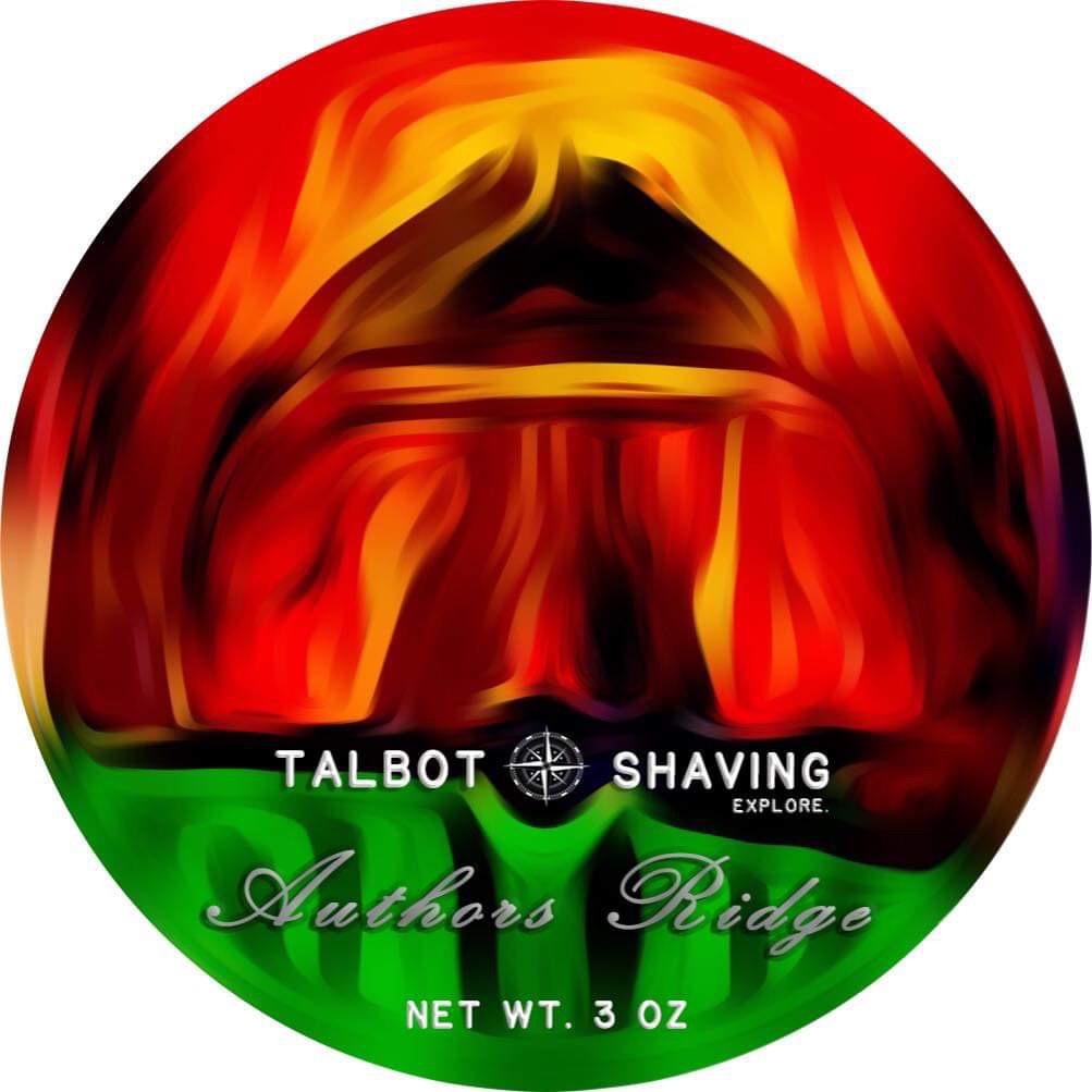 Talbot Shaving - Authors Ridge - Soap image