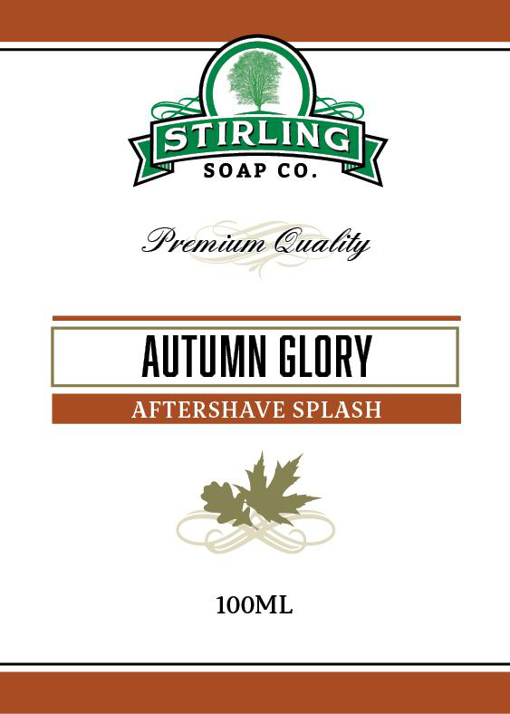Stirling Soap Co. - Autumn Glory - Aftershave image