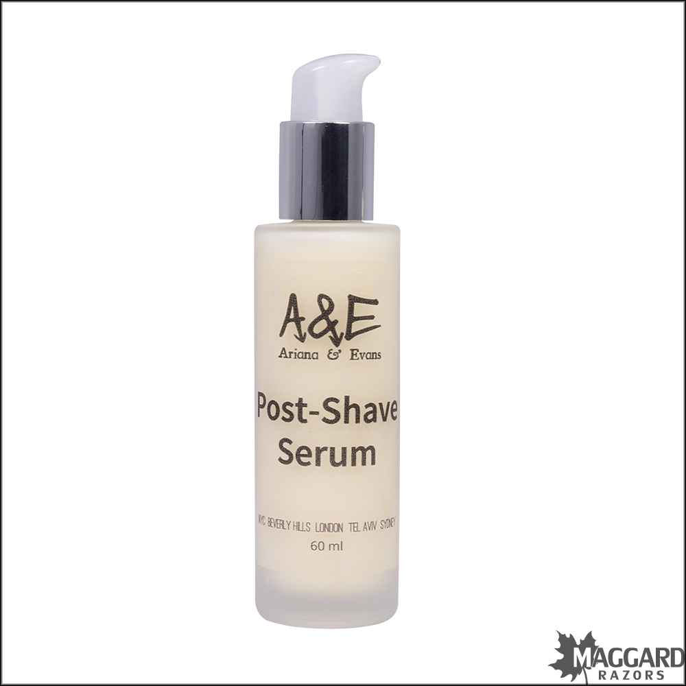 Ariana & Evans - Unscented - Post Shave Serum image