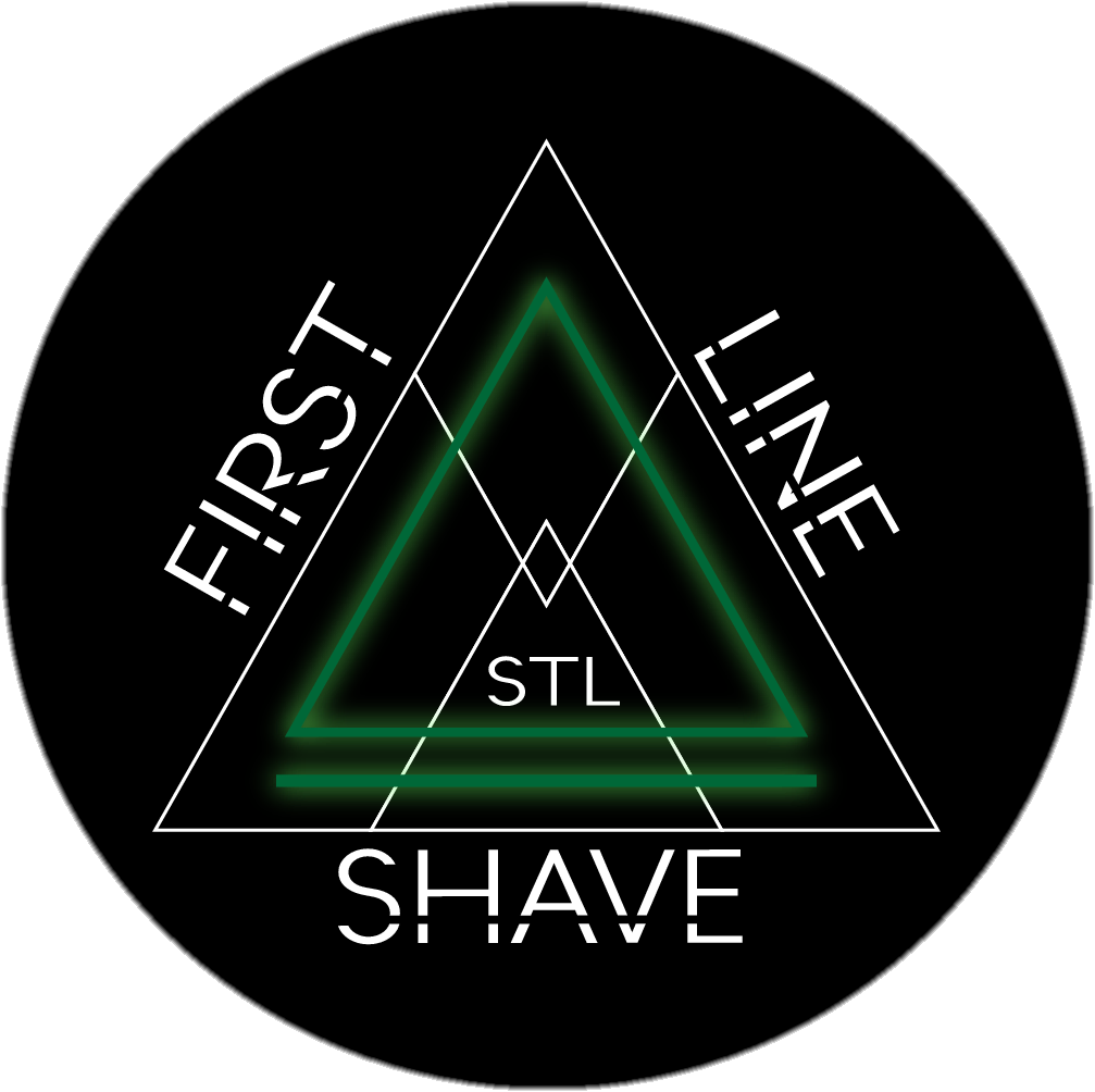 First Line Shave - Green Label - Soap image