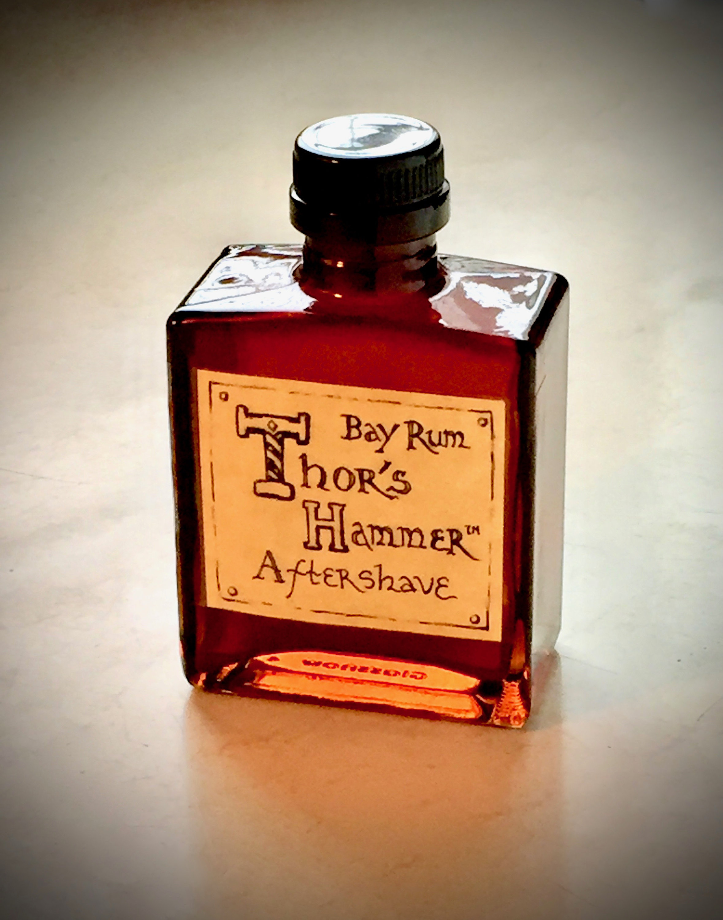 Freyja's Magic - Thor's Hammer - Aftershave image
