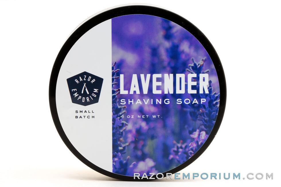 Razor Emporium - Lavender - Soap image