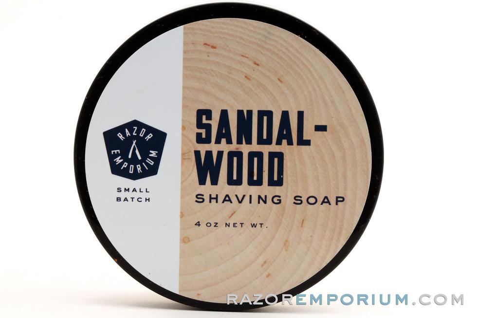 Razor Emporium - Sandalwood - Soap image