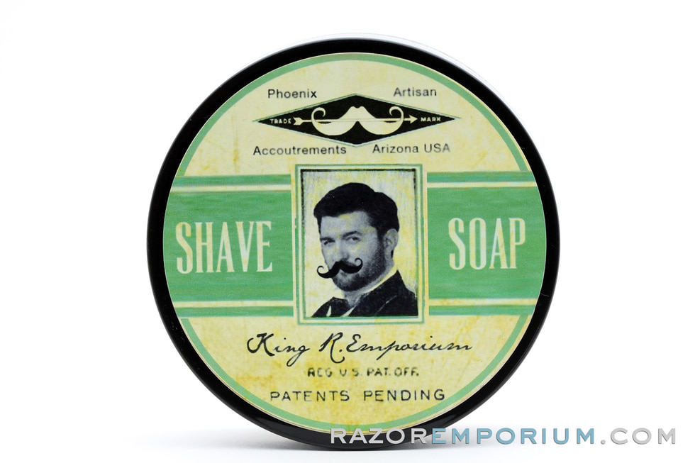 Phoenix Artisan Accoutrements - King R. Emporium - Soap image