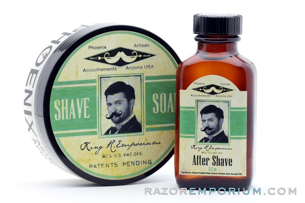 Phoenix Artisan Accoutrements - King R. Emporium - Aftershave image